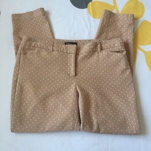 Dalia Polonia Polka dots brown Pants 8